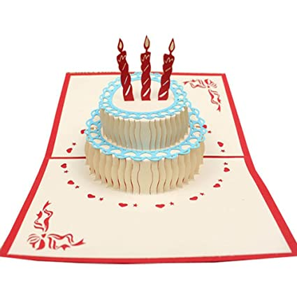 Amazon Happy Birthday Card