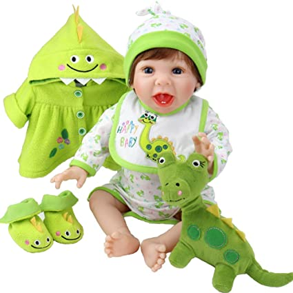 Amazon.com: Aori Reborn - Muñeca de bebé de 22 pulgadas ...