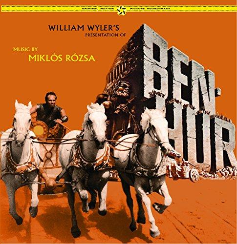 MIKLOS ROZSA - Ben-Hur