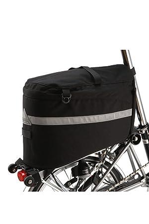 Brompton - Maleta tipo mochila para bicicleta plegable