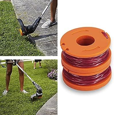 Evet® - Cuerda de Repuesto para cortacésped de 10 pies, Compatible ...