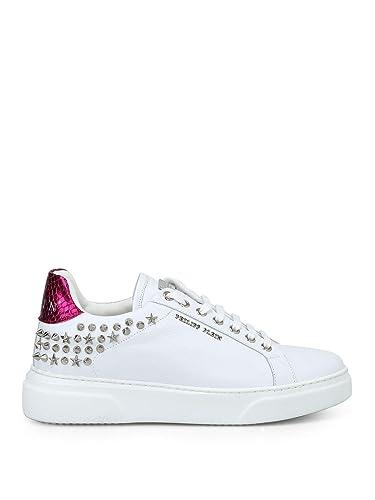 Lo-top Sneakers So Cute Bianco Donna 38  Amazon.co.uk  Shoes   Bags a952e4e51b0