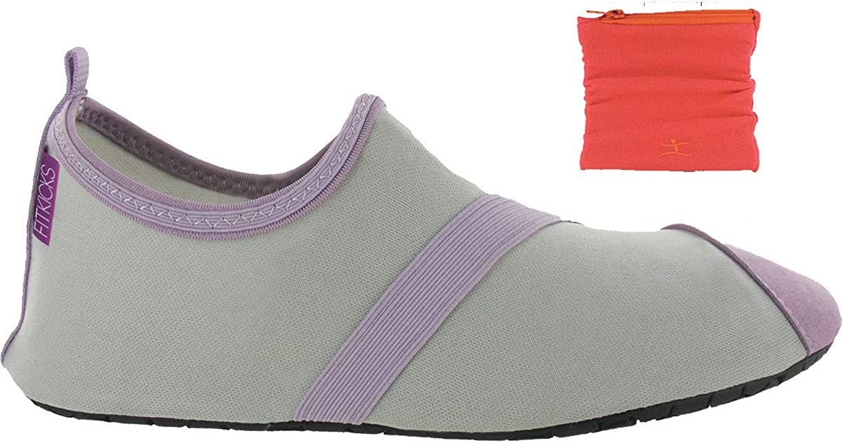 Fitkicks for Women Gray X-Large