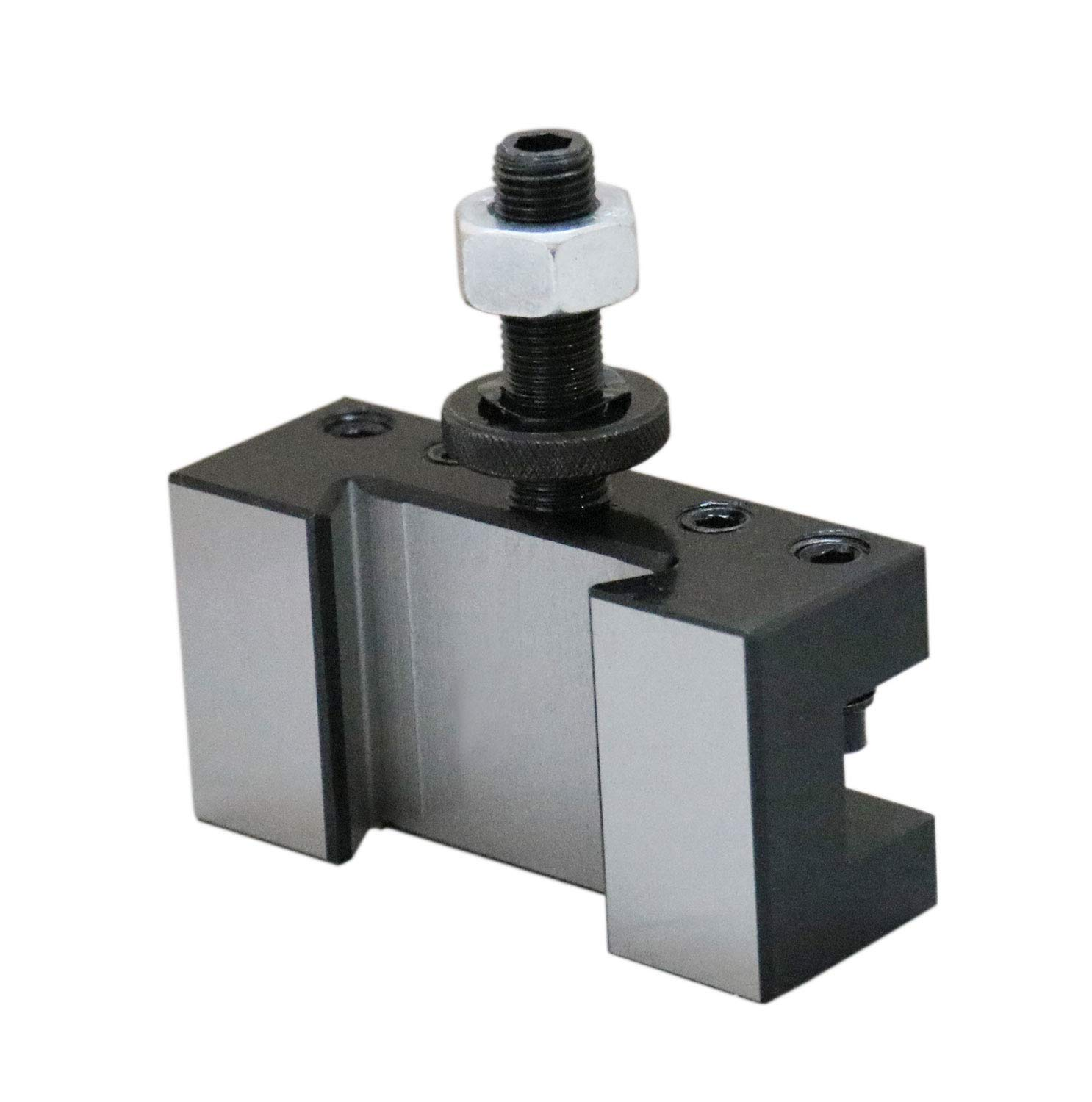 0250-0301 CXA Turing and Facing Holder Style No 1 Working with 3//4 Turning Tools Quick Change Tool Holder Accusize Tools