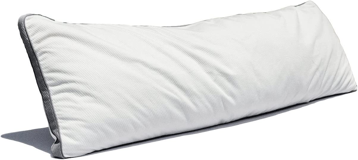 Coop Home Goods - Pillow Protector from Lulltra Fabric - Waterproof and Hypoallergenic - Protect Your Pillow Against Fluids - Oeko-TEX Certified - Body (Single)