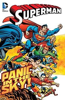 Superman: Panic in the Sky (New Edition) by [Jurgens, Dan]
