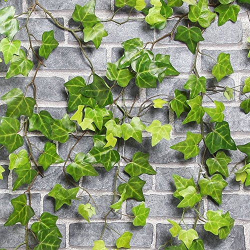 Green Simulation Flowers Artificial Plants Rattan/home Decoration (Boston Ivy) (Where To Buy Artificial Trees)