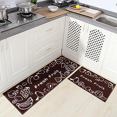 Kitchen Floor Rugs Extraordinary Amazon SHOBSBUGSLDIF Rugs Fall Kitchen Rug Entry Rugs 584 1
