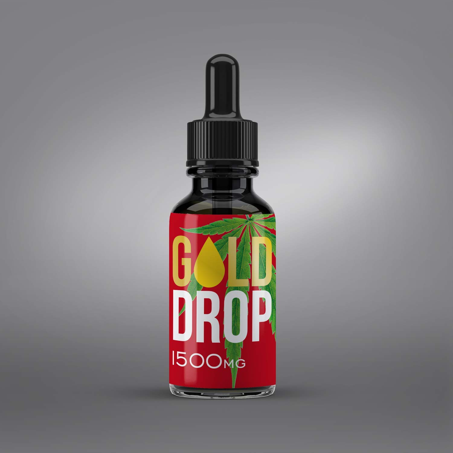 Hemp Oil Drops 10% 1000MG 10ml | Full Spectrum Co2 Extracted | Help Reduce Stress, Anxiety and Pain | Anti-inflammatory | 100% Natural Ingredients | Vegan Friendly | GMO Free GoldStarHerbals