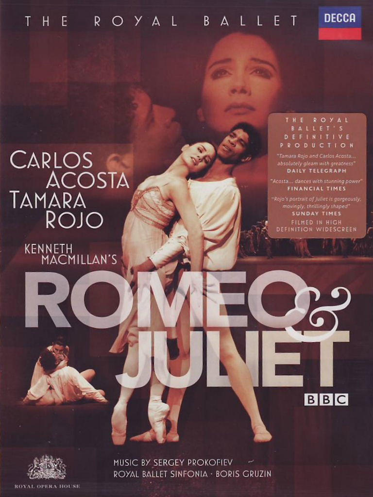 Prokofiev: Roméo et Juliette 61lt2GDuj%2BL