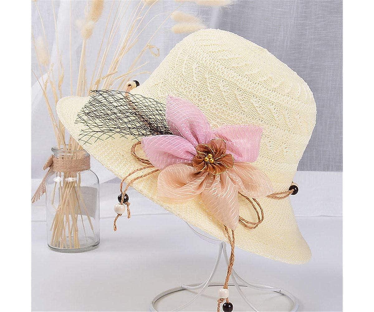 Sombrero de Verano para Mujer Sombrero Sombrero Sombrero ...