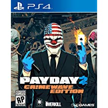 Payday 2 Crimewave - PlayStation 4