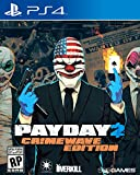 Payday 2 Crimewave - PlayStation 4 at Amazon
