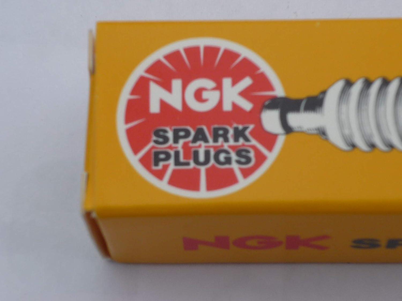 Bujía NGK BCPR5ES apto para Briggs y Stratton 450E, 500E y 550E ...