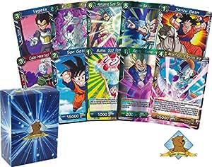 Amazon.com: Dragon Ball Super Lot of 50 Cards! Random Rare
