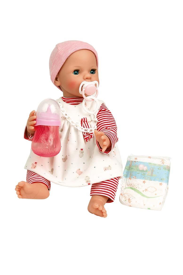 Schildkröt 1340788 Puppe Trink-und Näßbaby Lina Malhaar Schildkrot_1340788
