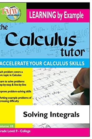 Amazon.com: Calculus Tutor: Solving Integrals: Jason Gibson: Movies & TV