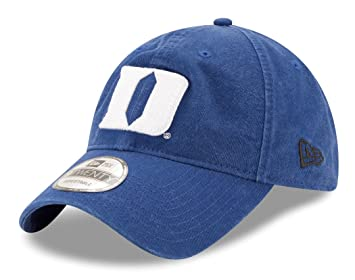 Amazon Com Duke Blue Devils New Era Blue 9twenty Core Classic