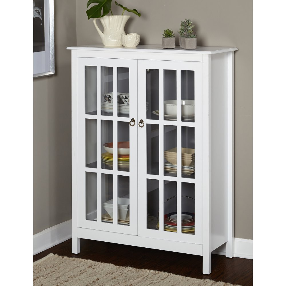 Target Marketing Systems Portland Tall China Cabinet