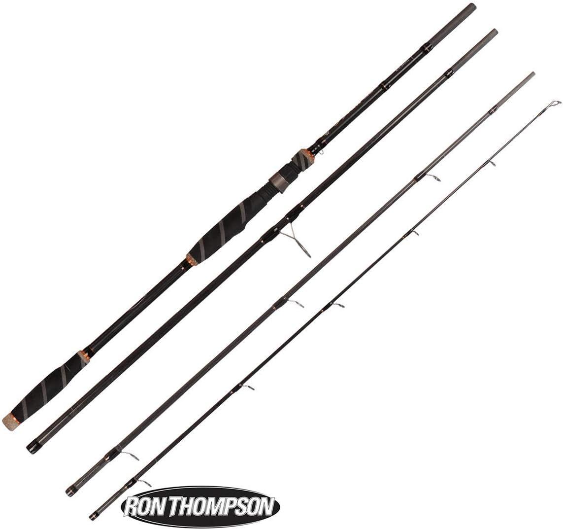 Ron Thompson Tyran NX-Series 9 de la caña de Pescar de Viaje ...
