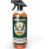 Bravello snelle fiets schoon en polijsten, waterloze fiets wassen en wax cleaner spray, geschikt voor alle fietsen…
