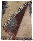 Pure Country 3378-LS Schipperke Pet Blanket, Canine on Beige Background, 54 by 54-Inch