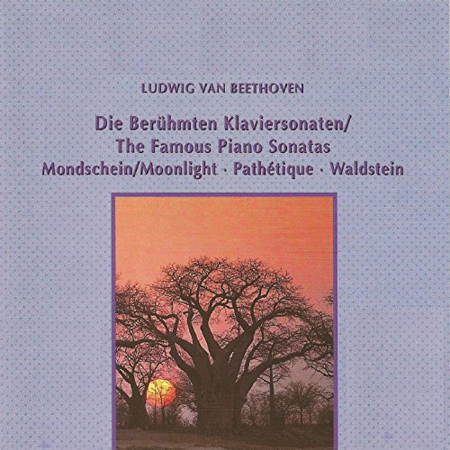 Ludwig van Beethoven - The Famous Piano Sonatas