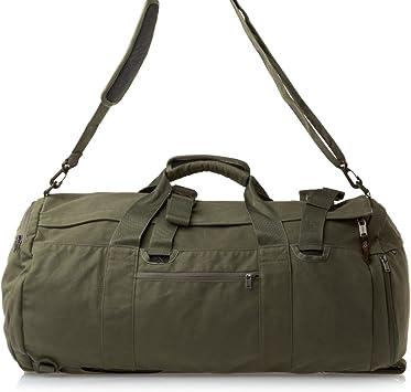 Vans Joel Tudor Reisetasche Sporttasche OD Green: Amazon