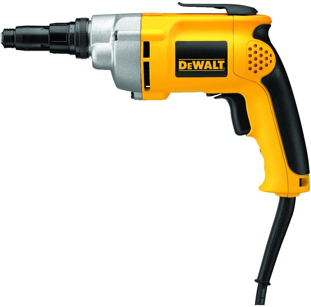 DEWALT Drywall Screw Gun, 6.5-Amp DW268