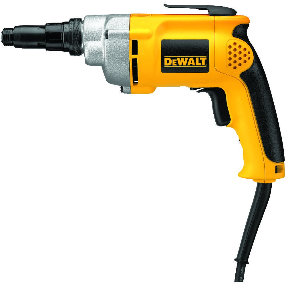 DEWALT Drywall Screw Gun, 6.5-Amp (DW268) by DEWALT