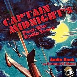 Captain Midnight's Post-War Radio Years