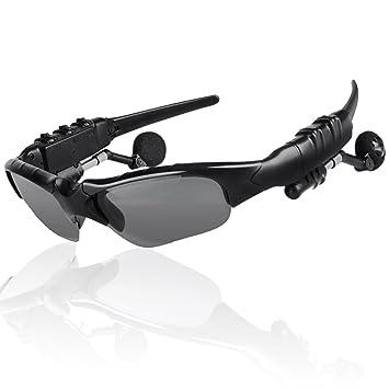 THB-368 Auriculares inalámbricos Bluetooth Gafas de sol Auriculares Móviles Manos Libres Auriculares Estéreo Música