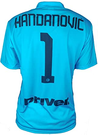 Camiseta HANDANOVIC Inter Oficial 2019-20 Hombre Adulto Niño Samir ...