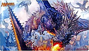 Amazon Com Magic The Gathering Playmat Dragon S Maze
