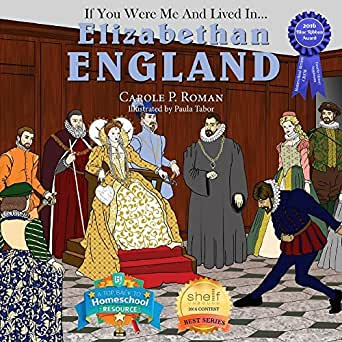 Amazon if you were me and lived in elizabethan england an print list price 1299 fandeluxe Ebook collections