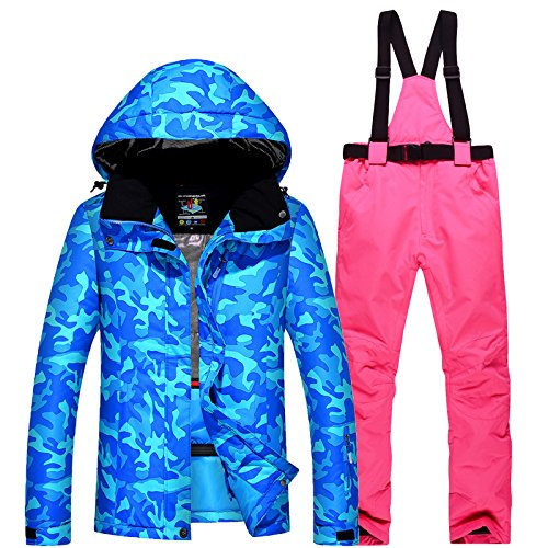 Women Pink JACKETS Thickened Blue Couple Jacket Men DYF Warm Ski Coat FYM Waterproof XXXL Suit wgtSH