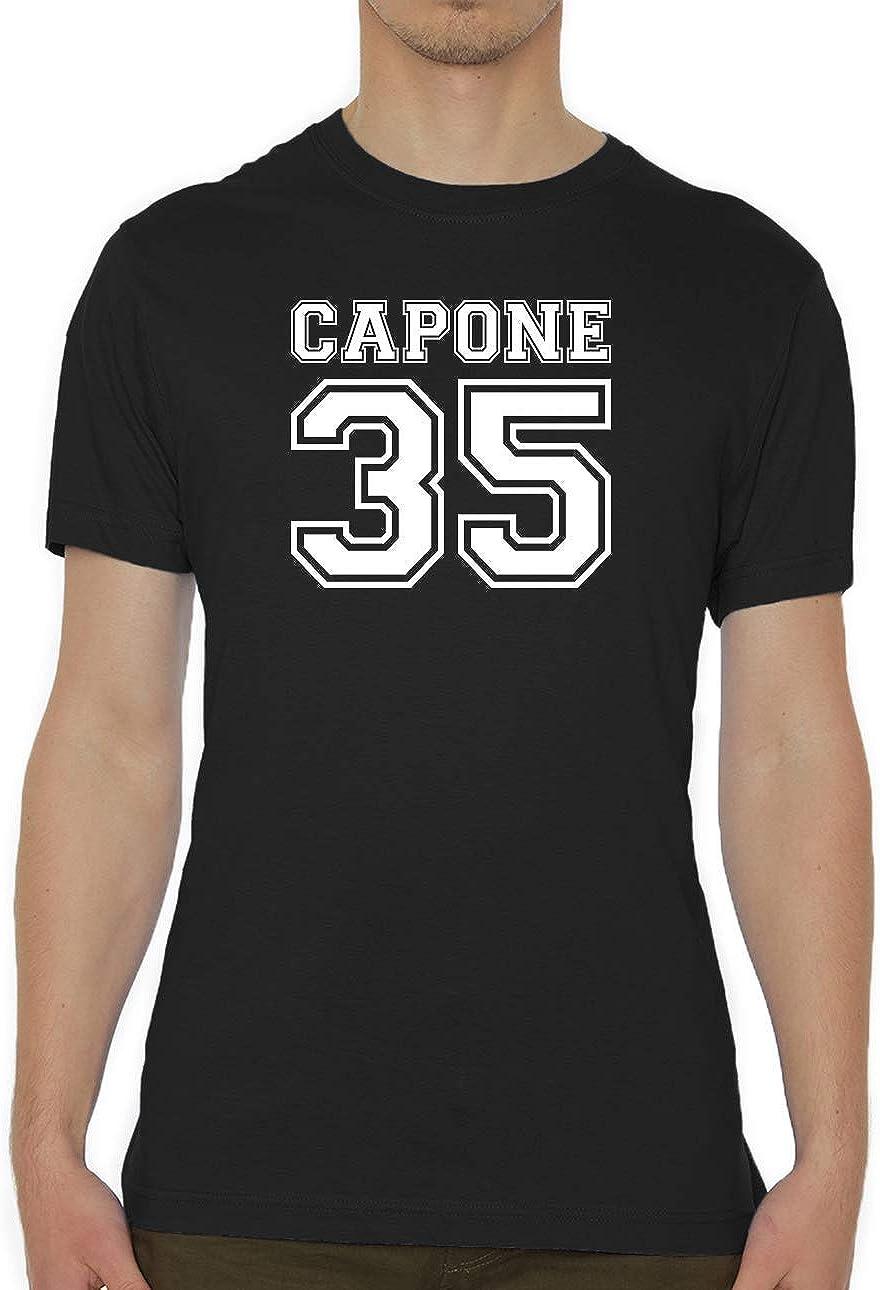 Atprints Capone 35 Slogan Womens Tank Top T-Shirt