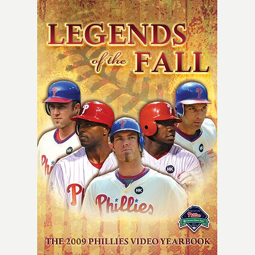 Legends Of The Fall: The 2009 Philadelphia Phillies Video Yearbook (Documentary)