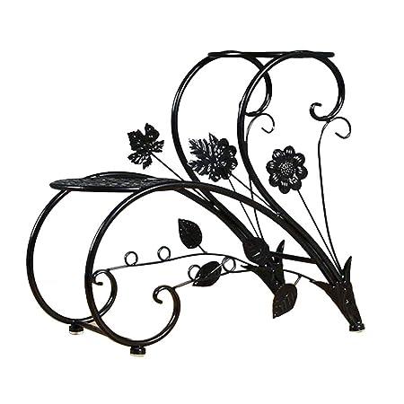 Estantes de Flores de Esquina de metal Estante de Exhibición de ...