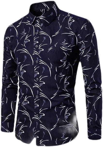 Joe Wenko Mens Lapel Button-Down Big and Tall Short Sleeve Slim Plaid Shirts