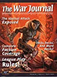 """The War Journal """"Strategy for Warlord: Saga of the Storm"""" March 2002 (Volume 1)"""