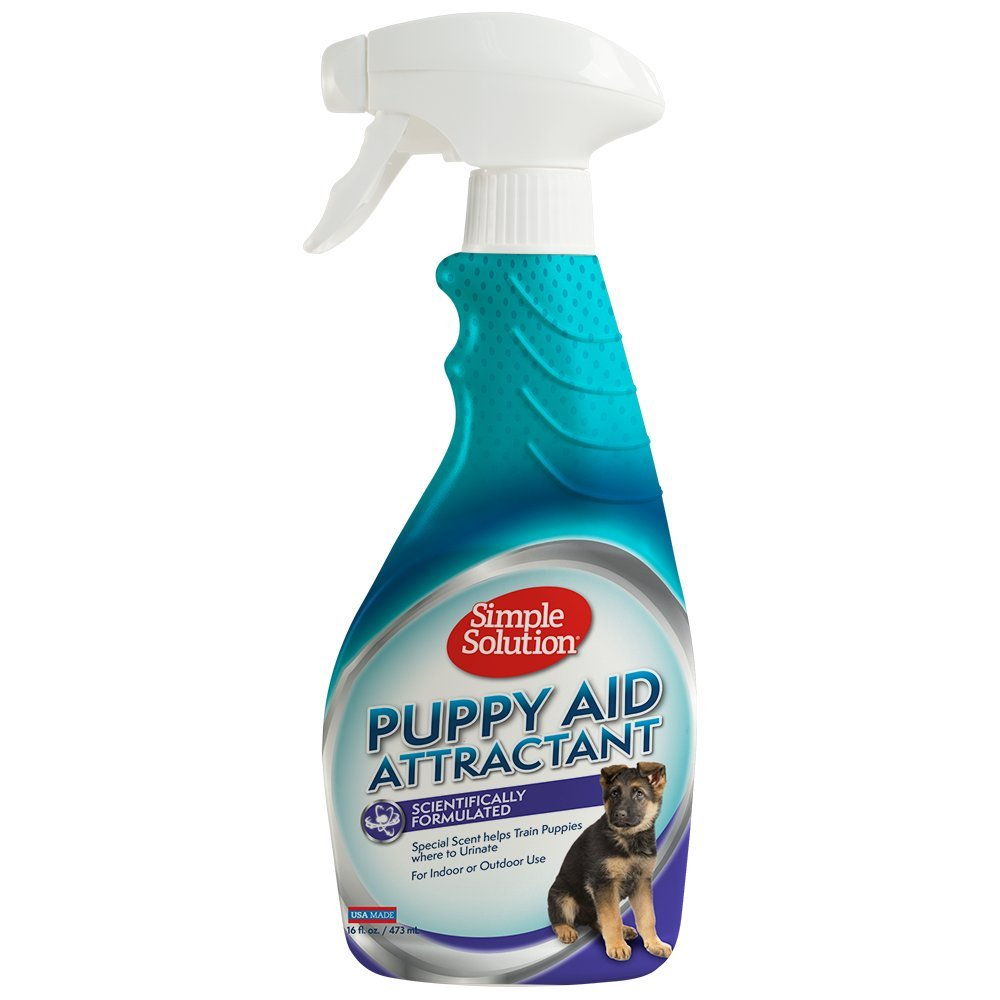 Simple Solution Puppy Aid Training Spray 16 oz