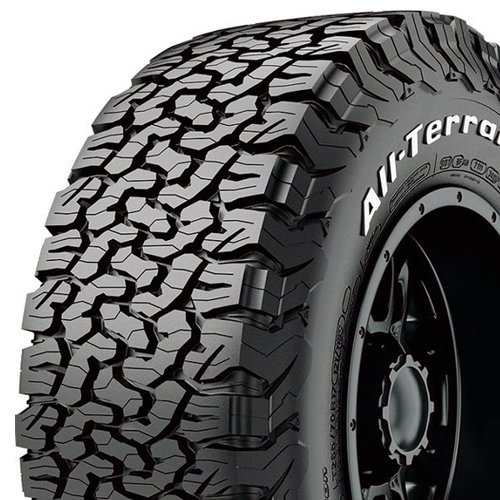 17 All Terrain Tires - 9
