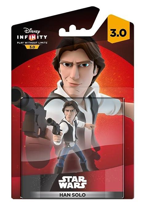 96 opinioni per Infinity 3.0: EU Han Solo Figurina