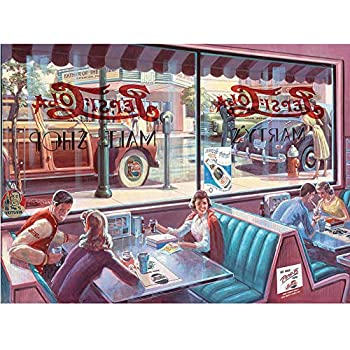 Karmin International Pepsi Diner Jigsaw Puzzle - 1000 Pieces 20