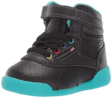 5004ef61dd127 Reebok Girls  Freestyle Hi