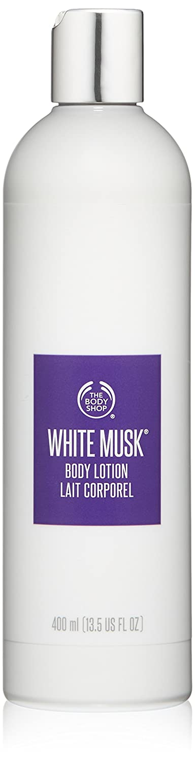 The Body Shop White MUSK lozione per il corpo – 400 ml