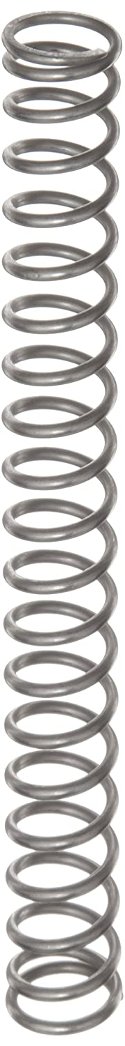 Compression Spring Stainless Steel Metric 14.1 mm OD 1.6 mm Wire Size 39.9 mm Compressed Length 115 mm Free Length 112.72 N Load Capacity 1.53 N mm Spring Rate Pack of 10