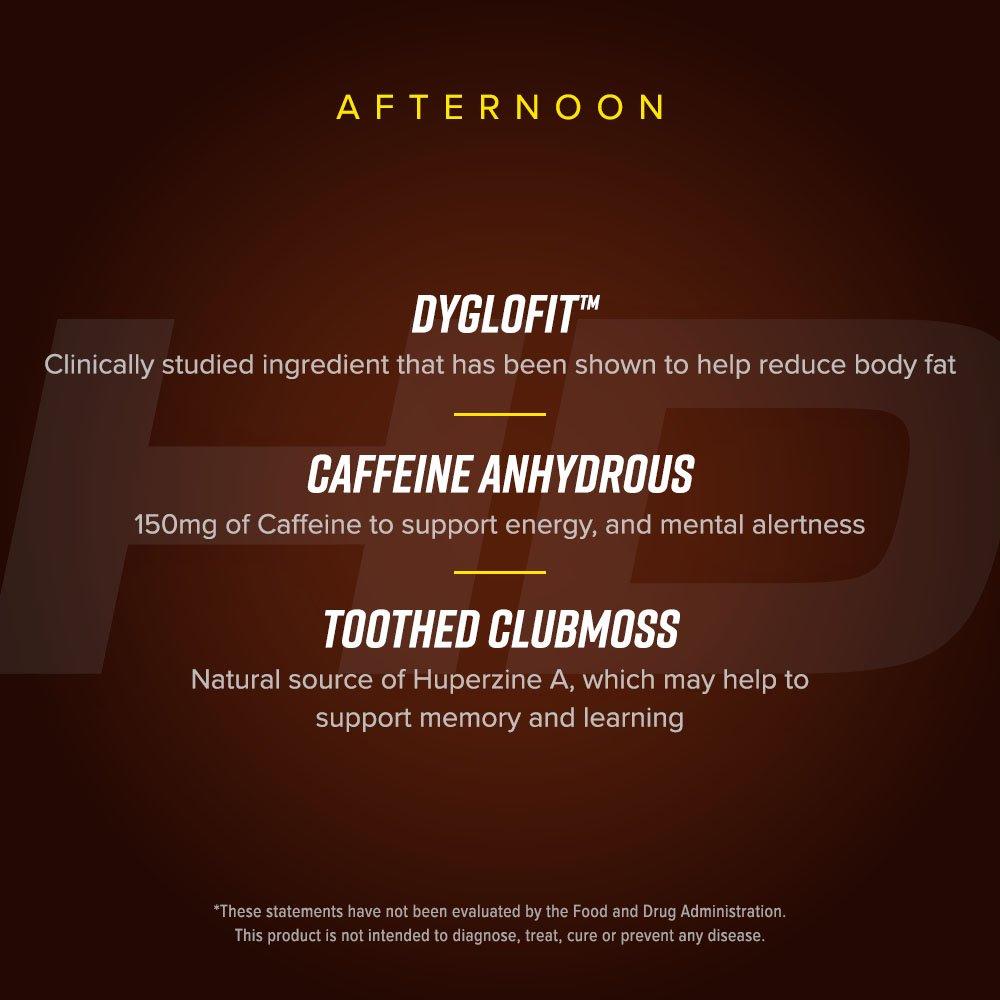 Cellucor Super HD Razor w Super HD Fire Weight / Fat Loss Supplement - 28 Days