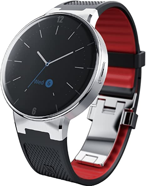 Alcatel Smart Watch - Embalaje de Venta - Negro: Amazon.es ...